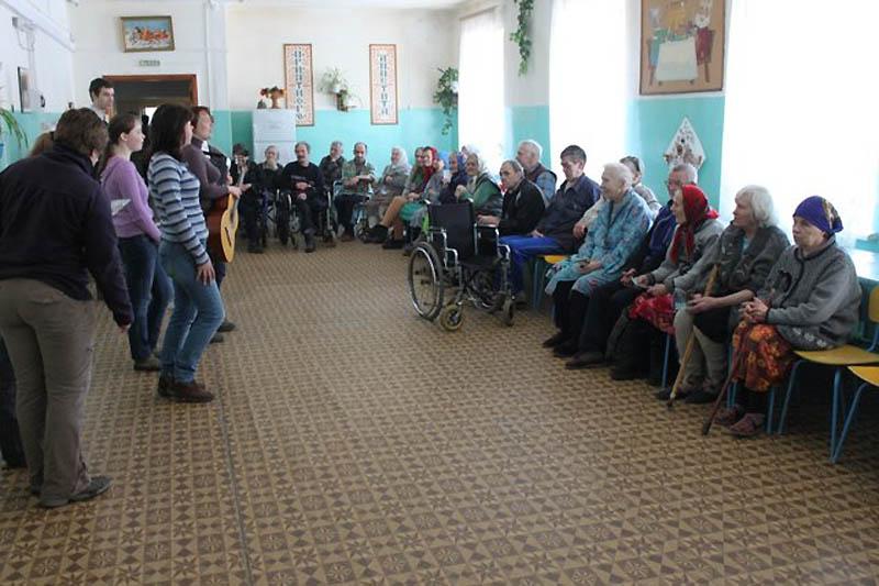 Дома для престарелых архангельская область дома престарелых в киеве государственные