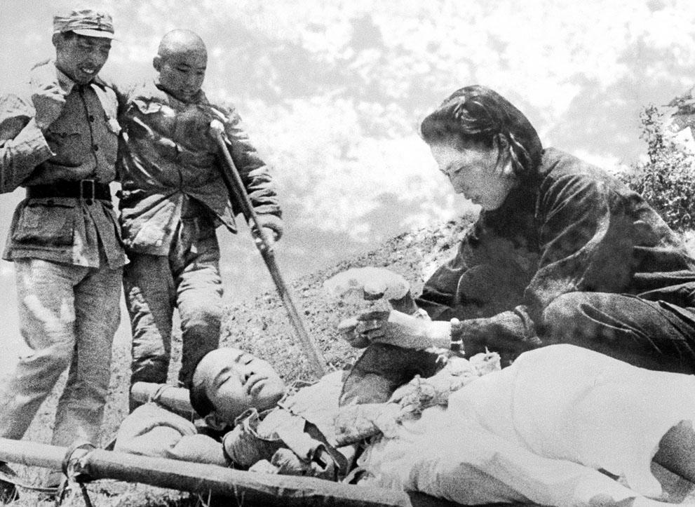 Хроники Второй мировой войны, ч. 13: женщины на войне
