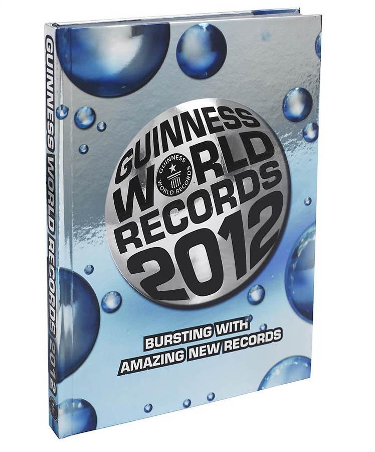 Рекорды Гиннеса 2012