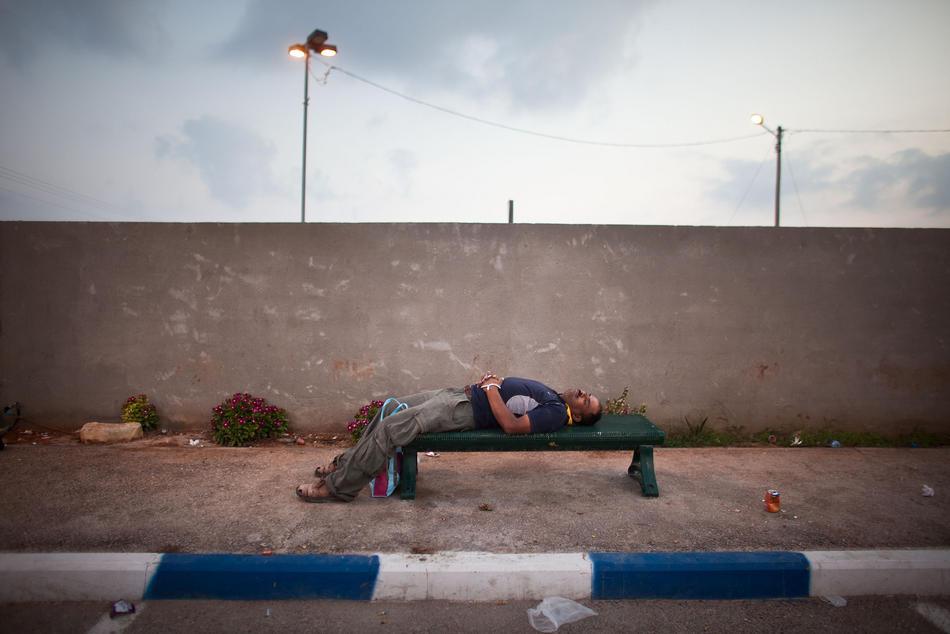 Жизнь на западном берегу Иордана