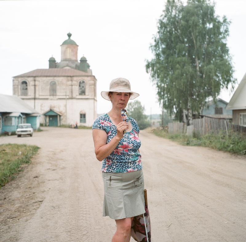 Оля Иванова. Кич-городок