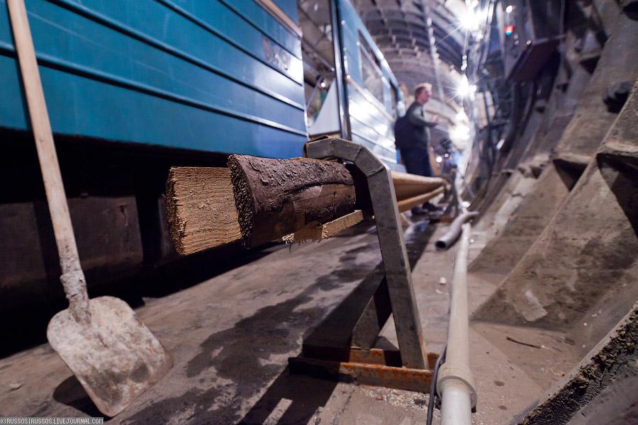 Катастрофа в метро