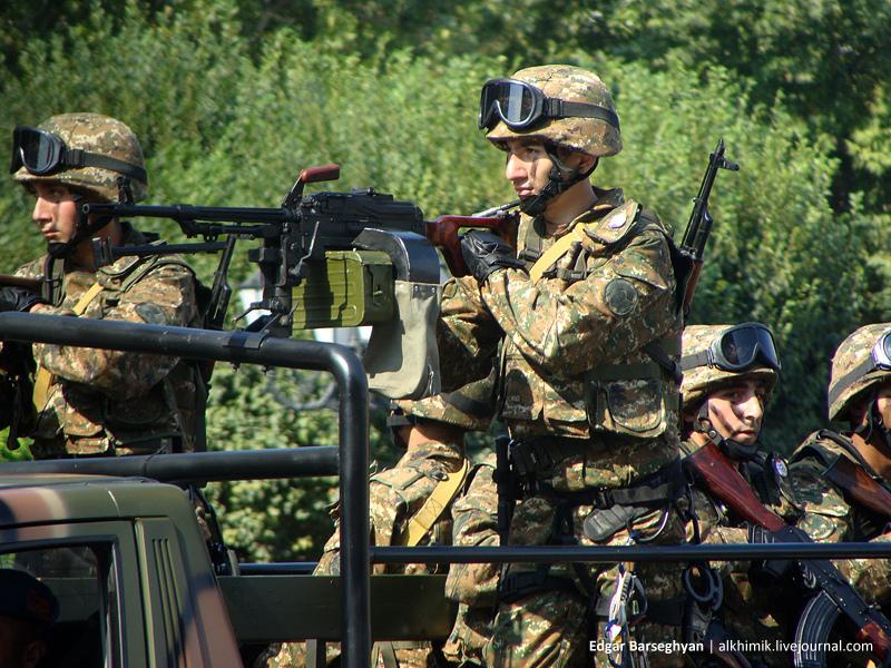 20 лет Независимой Армении | Военный парад |