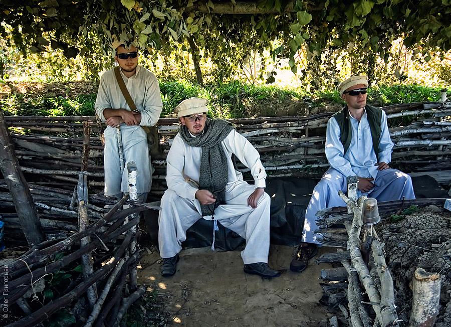 20107 Талибы и натовцы в Закарпатье