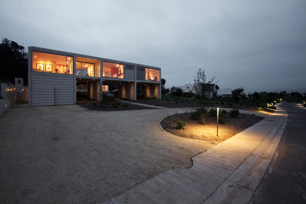 20133 Загородный дом White O – единое целое с природой