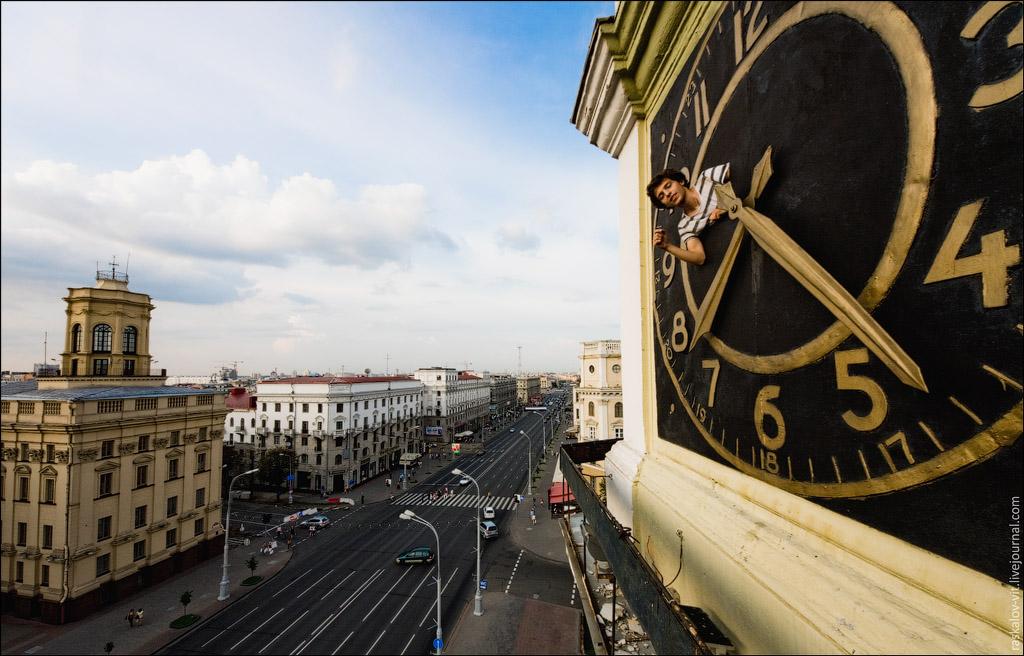 Запретный Минск