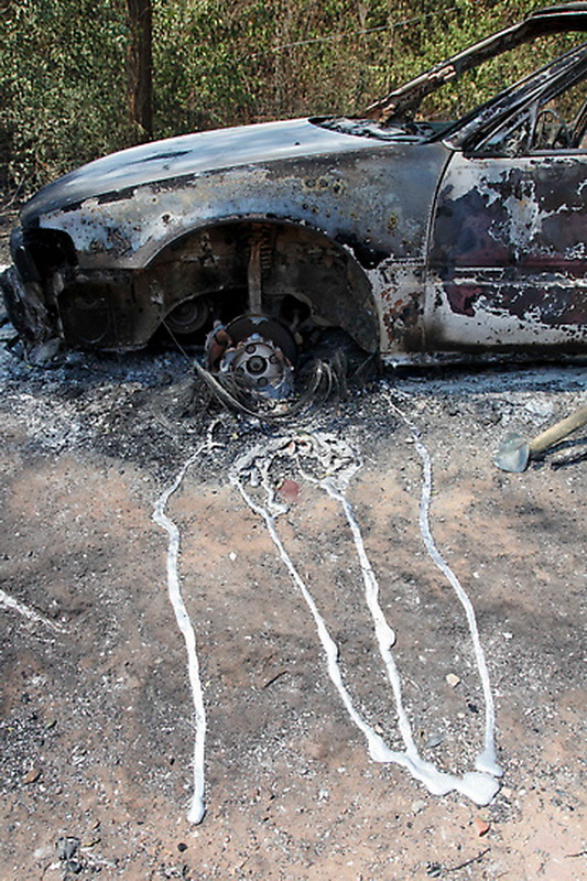 Пожары уничтожили десятки домов в Техасе и Оклахоме