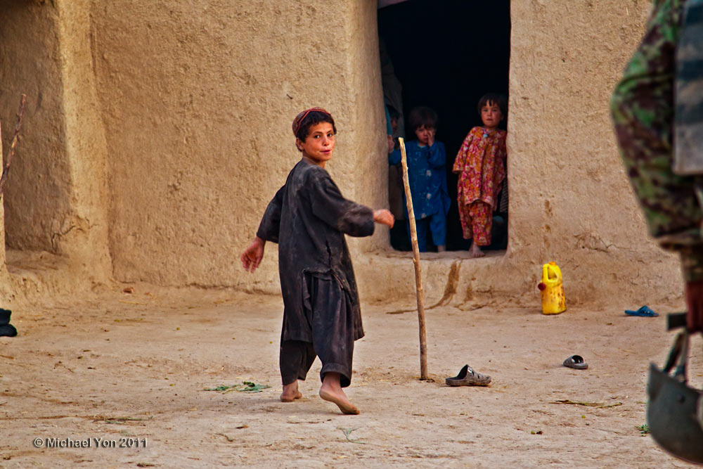 Wajah Afghanistan