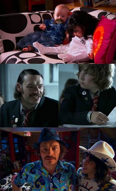 Детские роли в известных фильмах