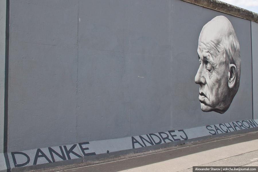 Tembok Berlin hari