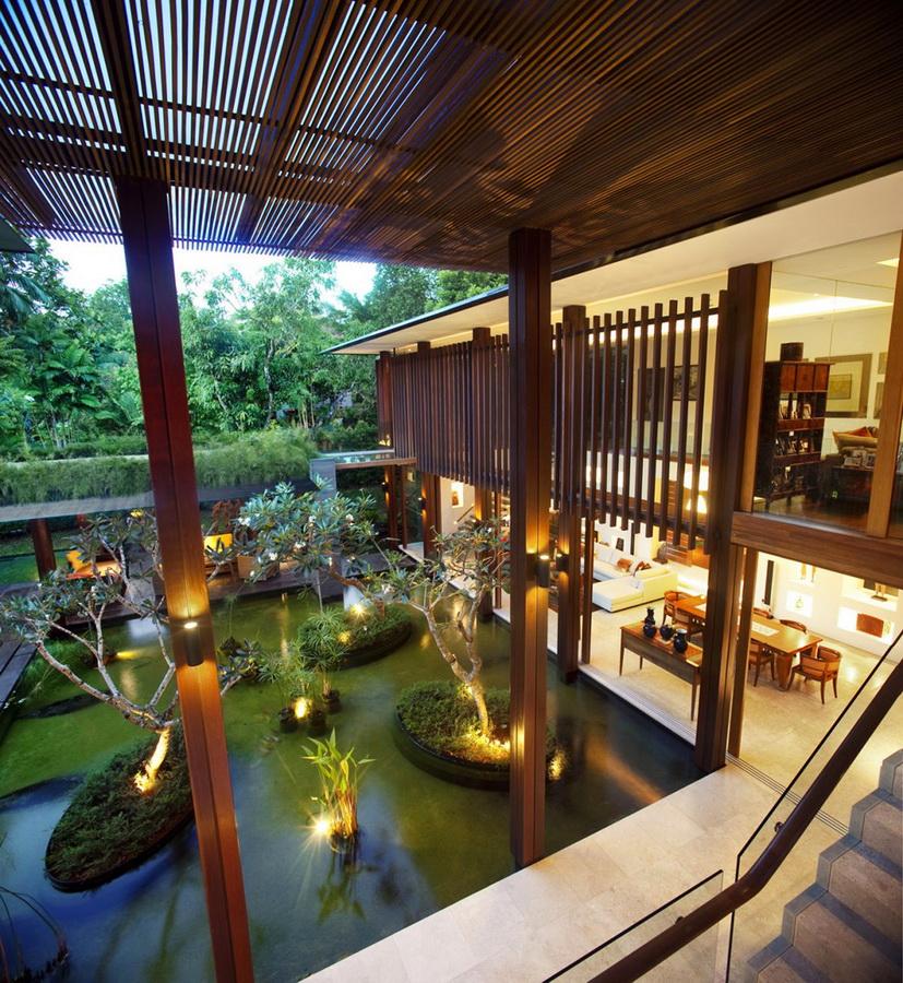 Sun House от Guz Architects – дом с садом или сад с домом?