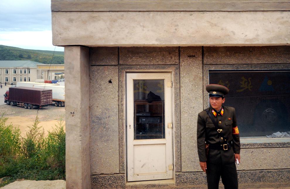 Северная Корея, взгляд изнутри