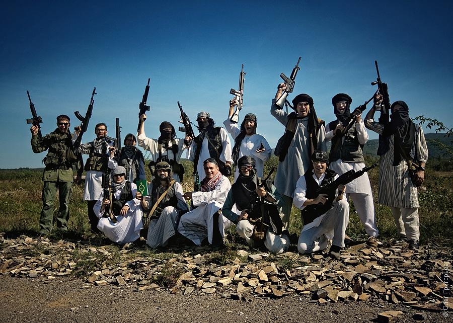 2509 Талибы и натовцы в Закарпатье