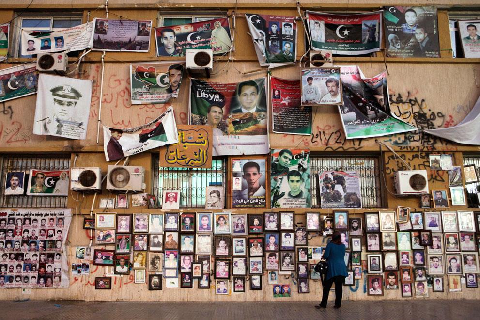 25 106 pemberontak menyerang di Libya sisa perlawanan pasukan Gaddafi