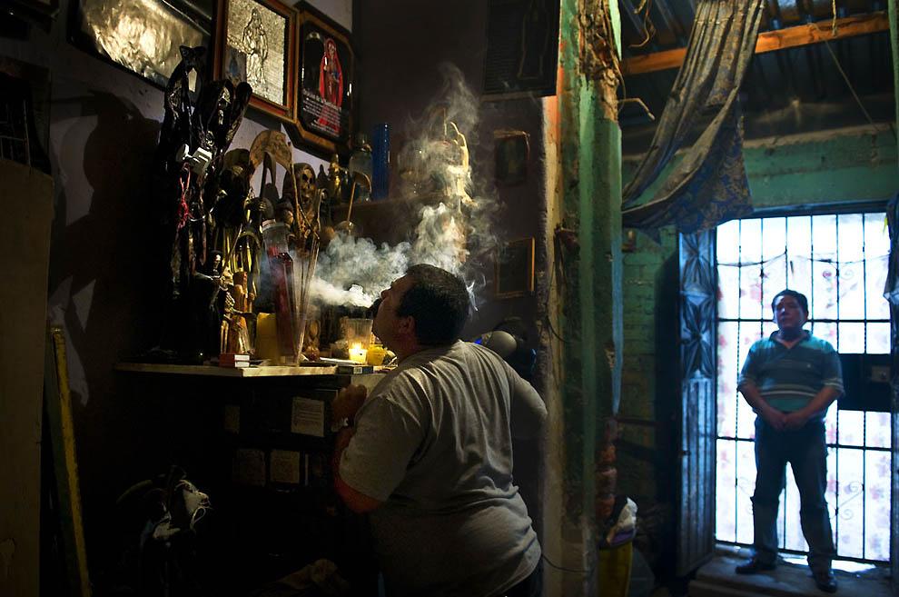 Гламур мексиканской нарко-культуры