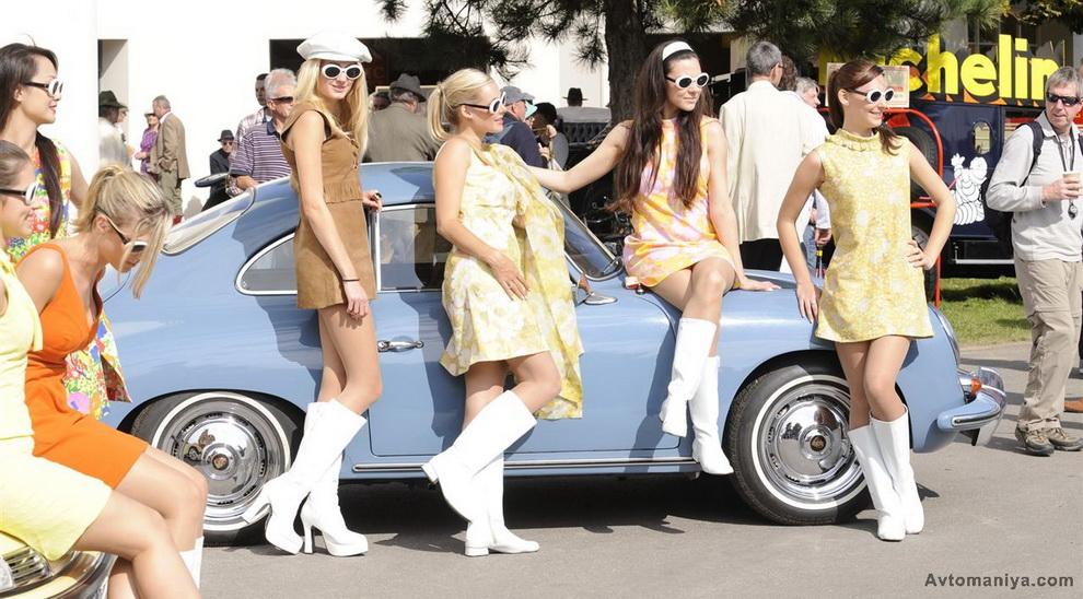 Goodwood Revival 2011: Дресс-код обязателен