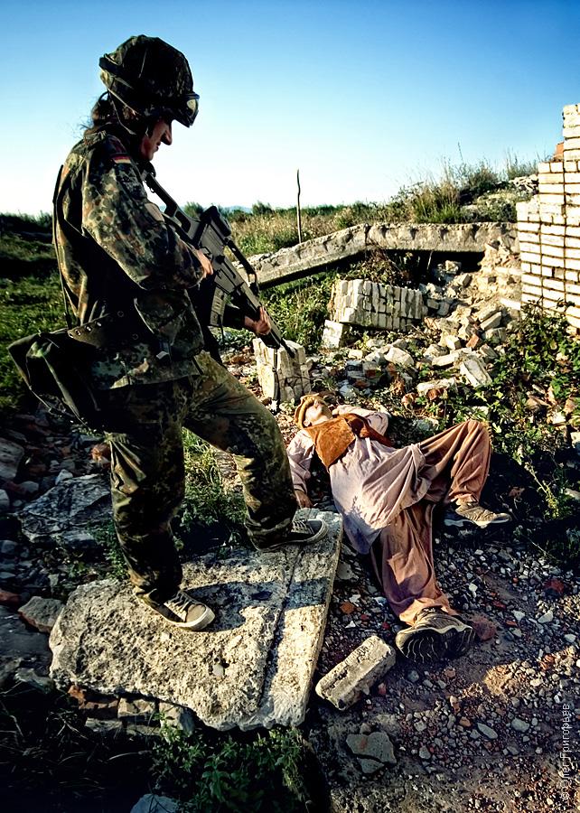 2686 Талибы и натовцы в Закарпатье