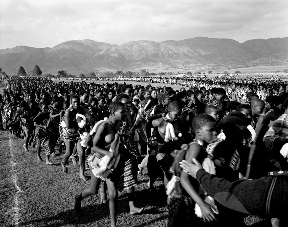 2705 Terlalu Cepat cinta: kehidupan di Swaziland kontemporer