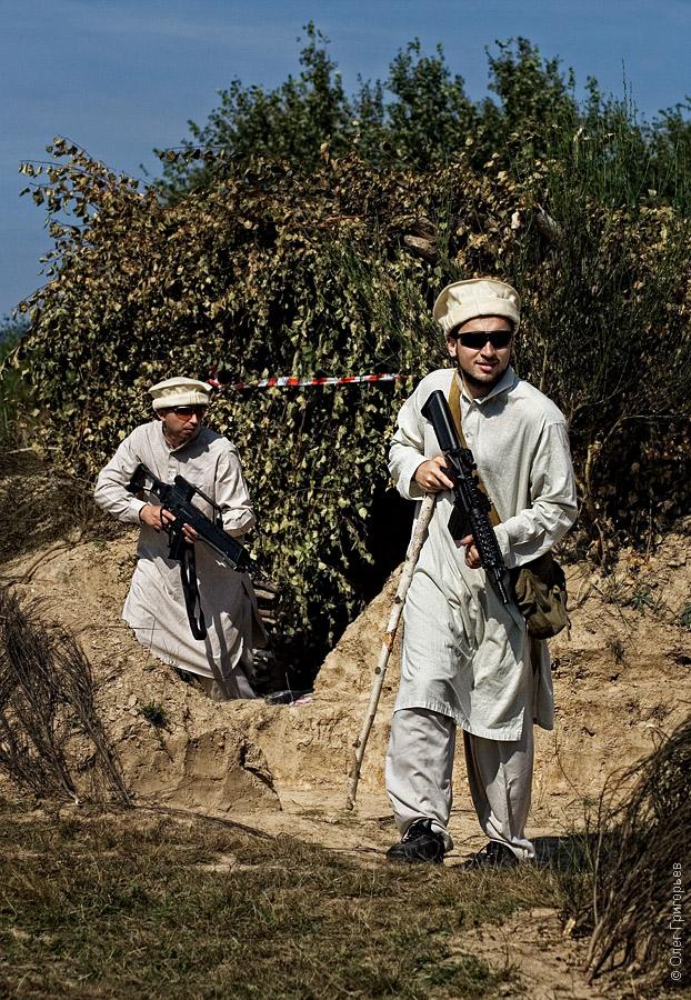 2879 Талибы и натовцы в Закарпатье