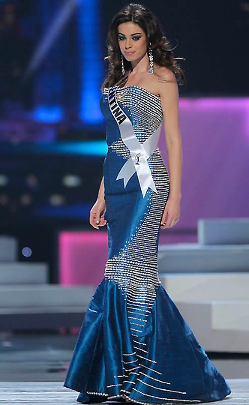 Pre-selección de Miss Universo 2011