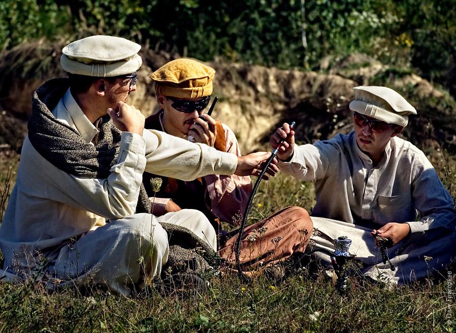 3073 Талибы и натовцы в Закарпатье