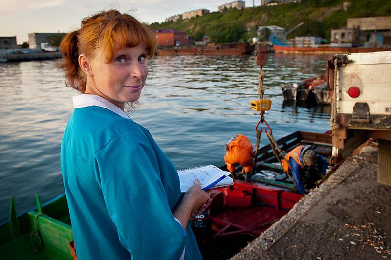 3109 Путина на Сахалине: Рыбзавод