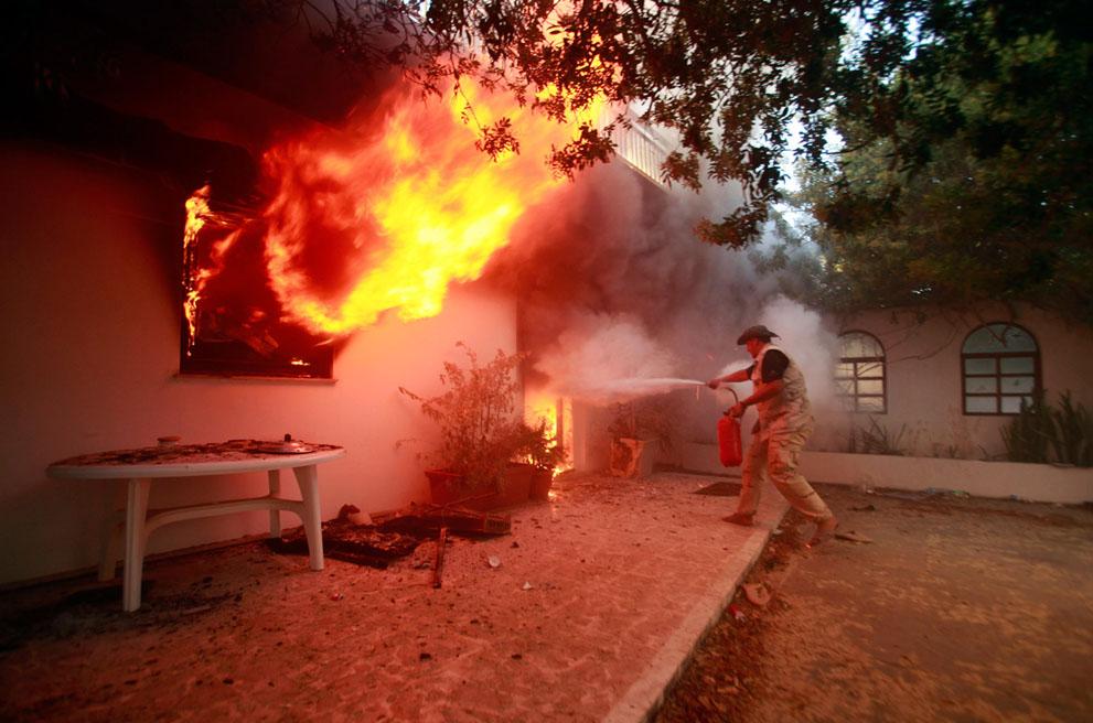 31 135 pemberontak menyerang di Libya sisa perlawanan pasukan Gaddafi