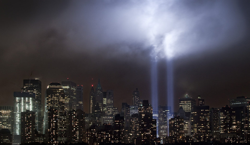 Нью-Йорк готовится к годовщине терактов 9/11
