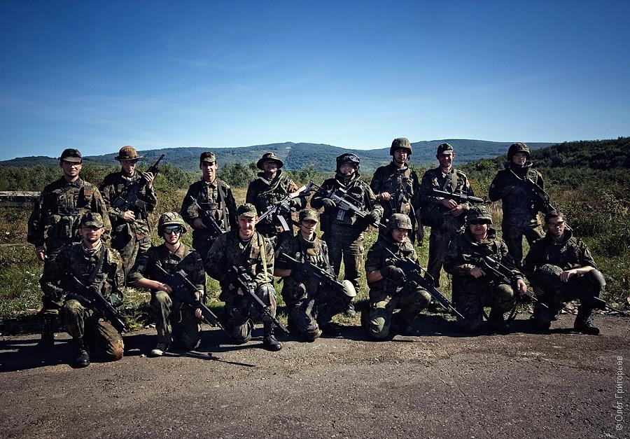 3373 Талибы и натовцы в Закарпатье