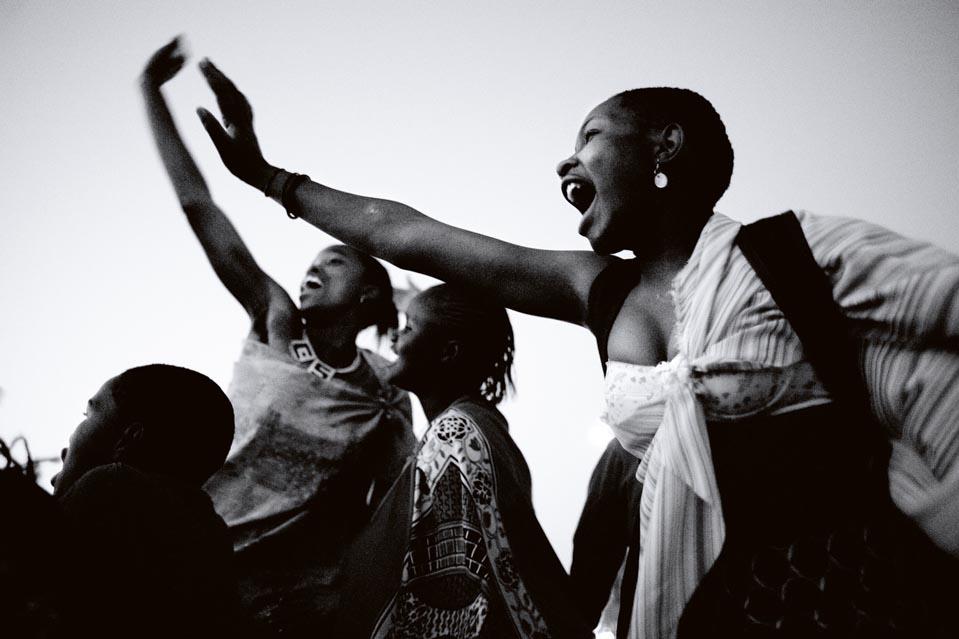 3405 Terlalu Cepat cinta: kehidupan di Swaziland kontemporer