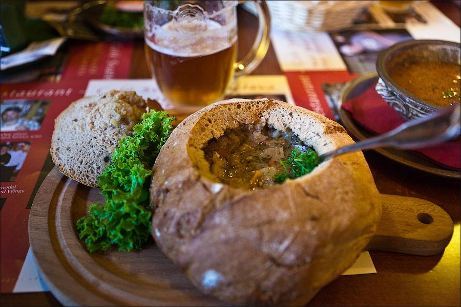 Традиции чешских кулинаров