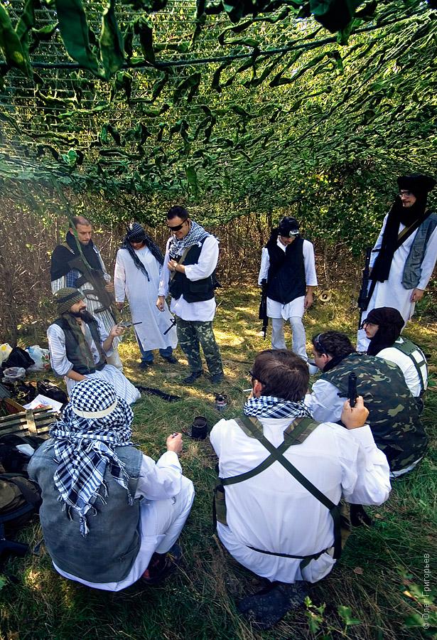 3652 Талибы и натовцы в Закарпатье