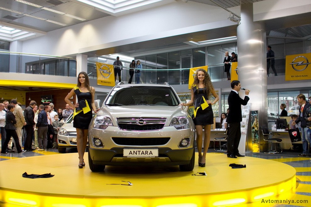 Столичное АвтоШОУ 2011: фоторепортаж