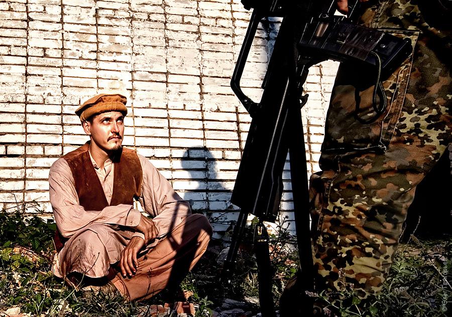 51101 Талибы и натовцы в Закарпатье