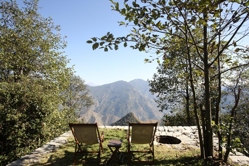 Роскошный отдых в Гималаях – Shakti 360° Leti
