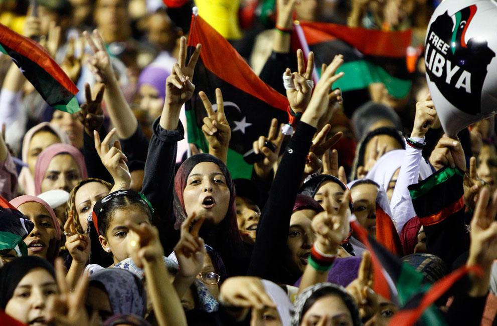 Serangan Pemberontak 6206 di Libya sisa perlawanan pasukan Gaddafi