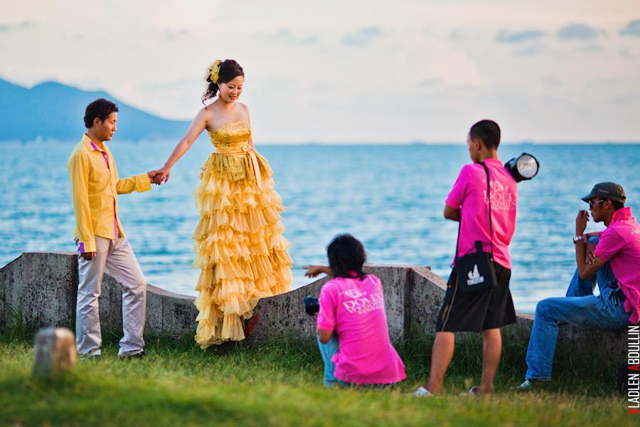Китай. Цветотерапия. Наш прошлогодний отдых на острове.