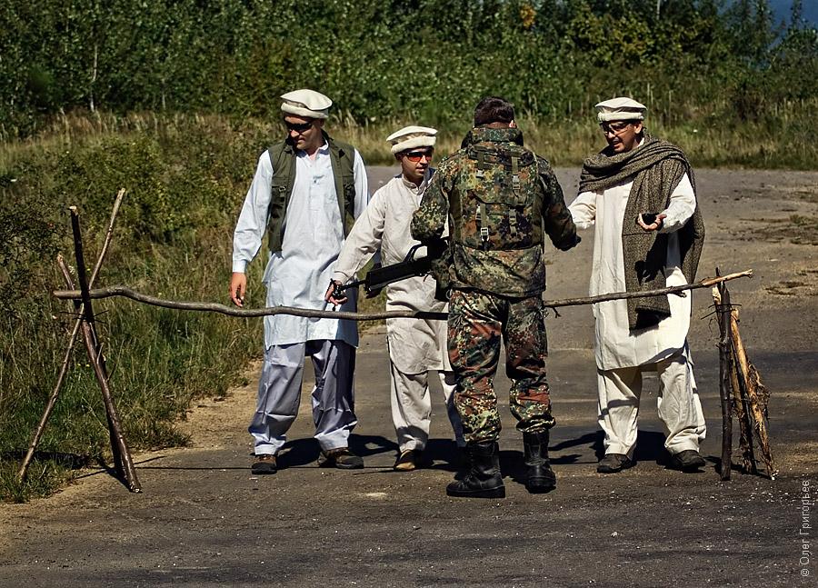 7179 Талибы и натовцы в Закарпатье