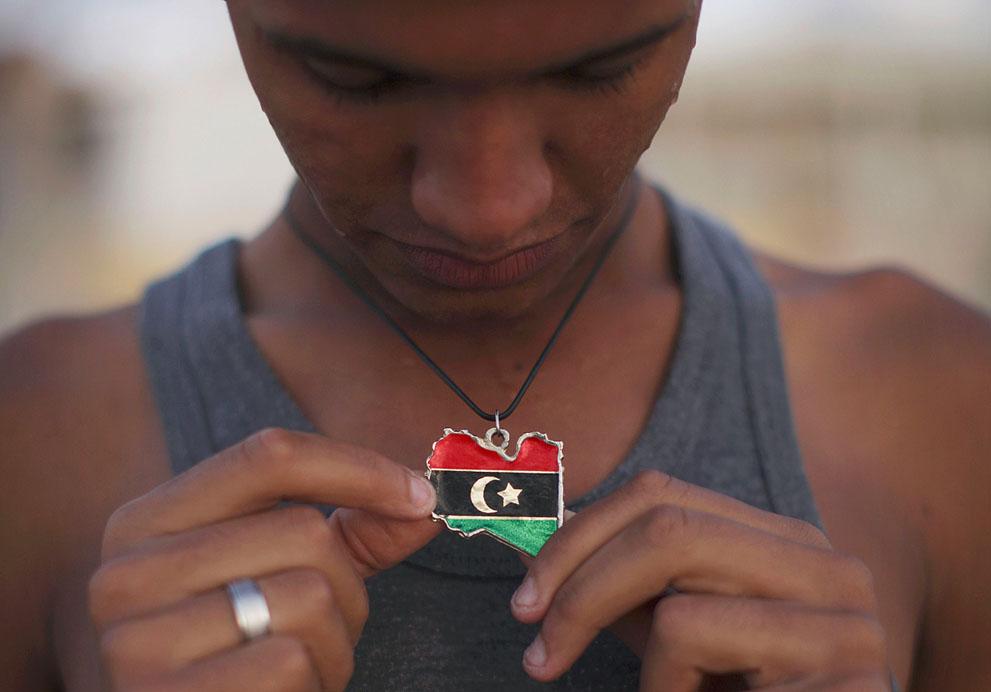 Serangan Pemberontak 7196 di Libya sisa perlawanan pasukan Gaddafi