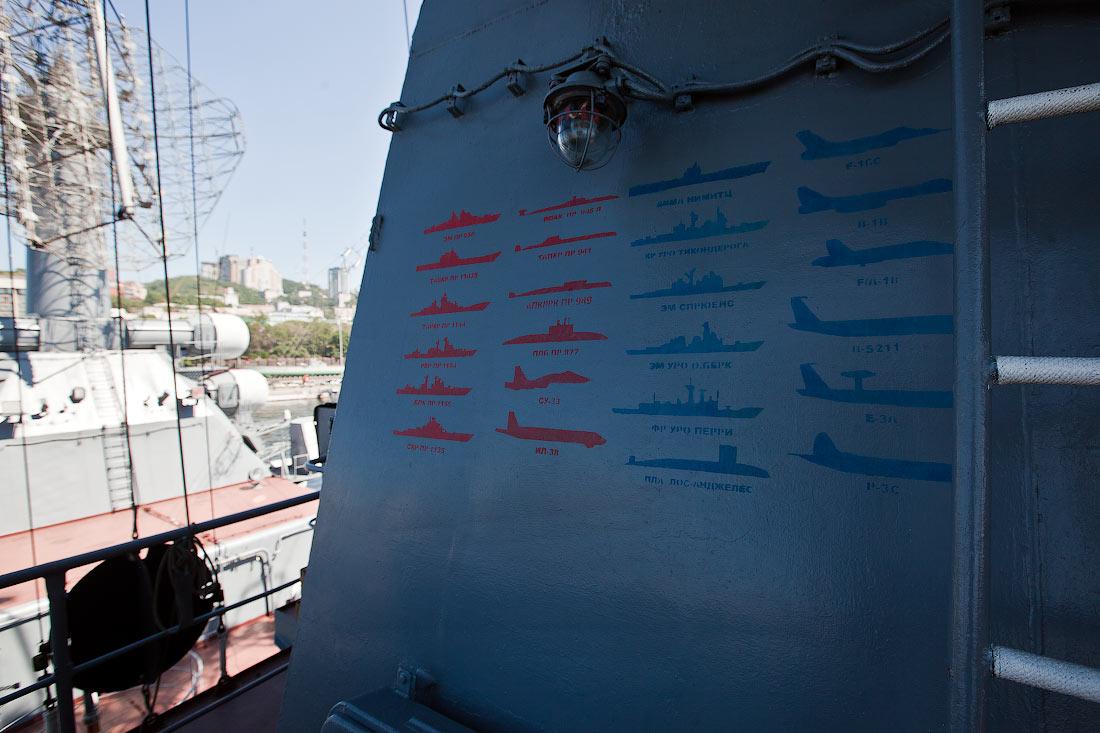Из серии «Еду я по Родине» | Ракетный крейсер «Варяг»