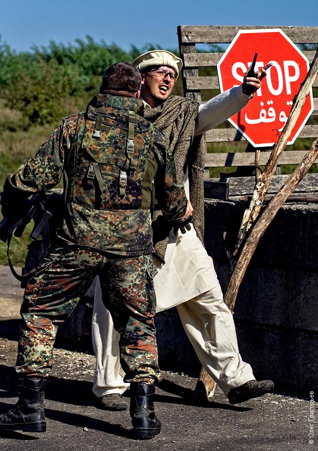 8169 Талибы и натовцы в Закарпатье