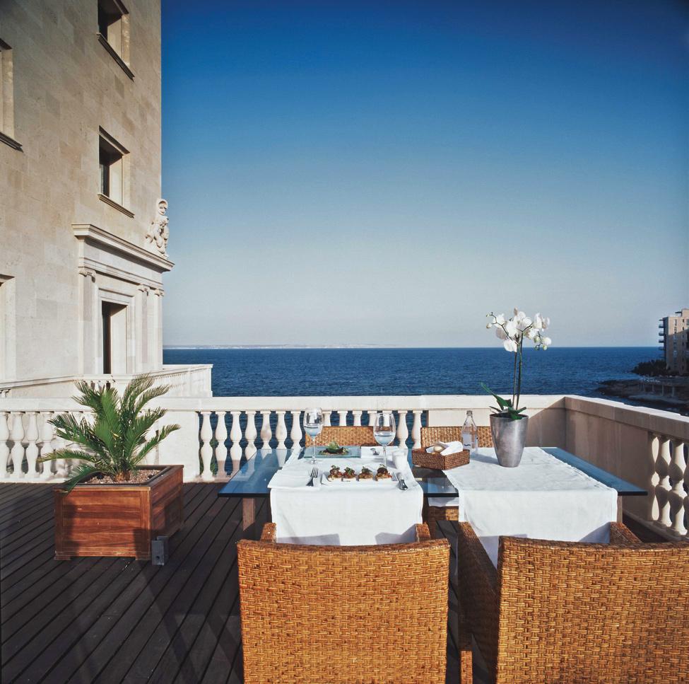 Отель Hospes Maricel на острове Пальмы де Майорка