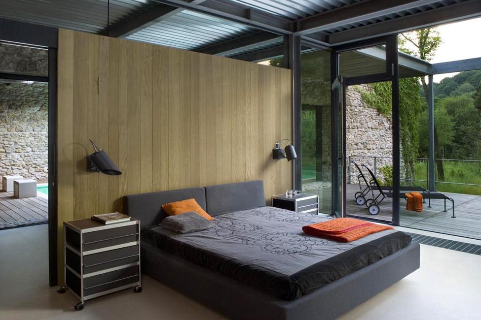 Jodlowa House – стеклянный дом в Кракове от PCKO