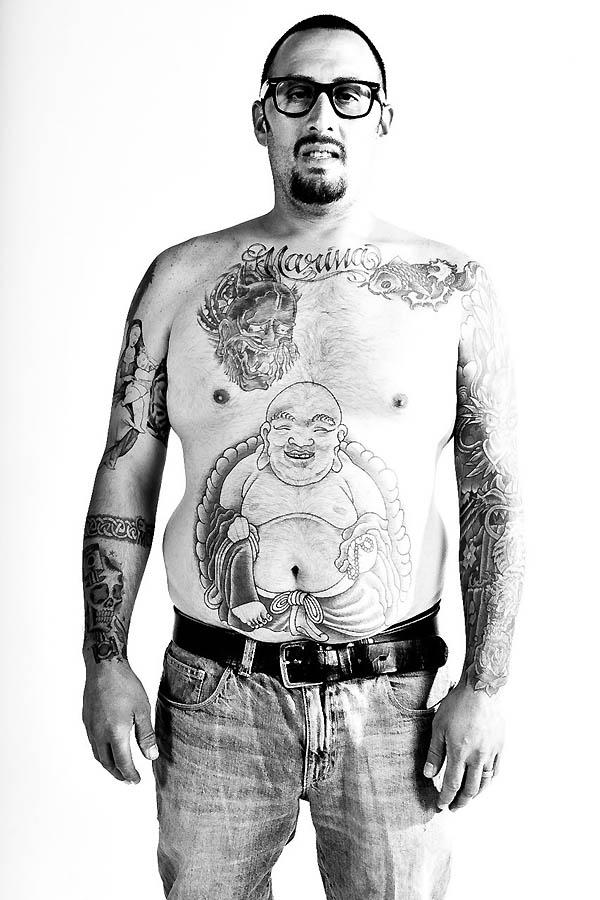 910 Байкеры Бруклина: Фотопортреты Джеймса Стоуна