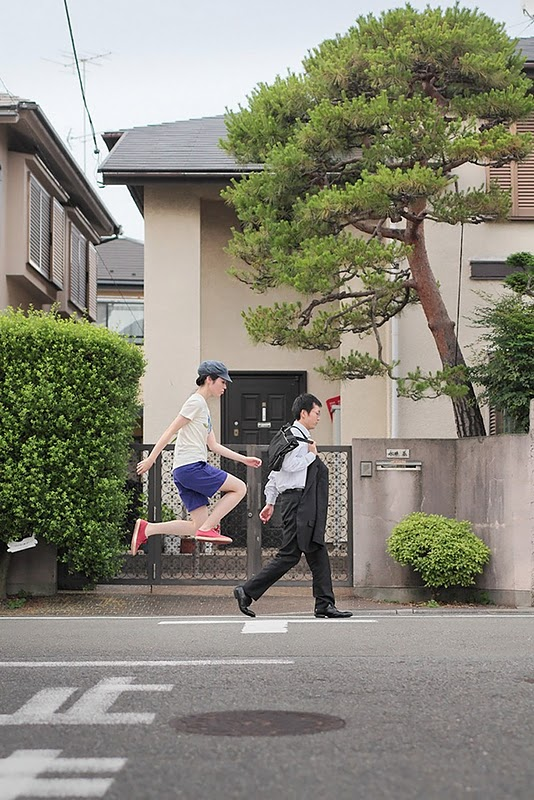 Летающие автопортреты Нацуми Хаяси