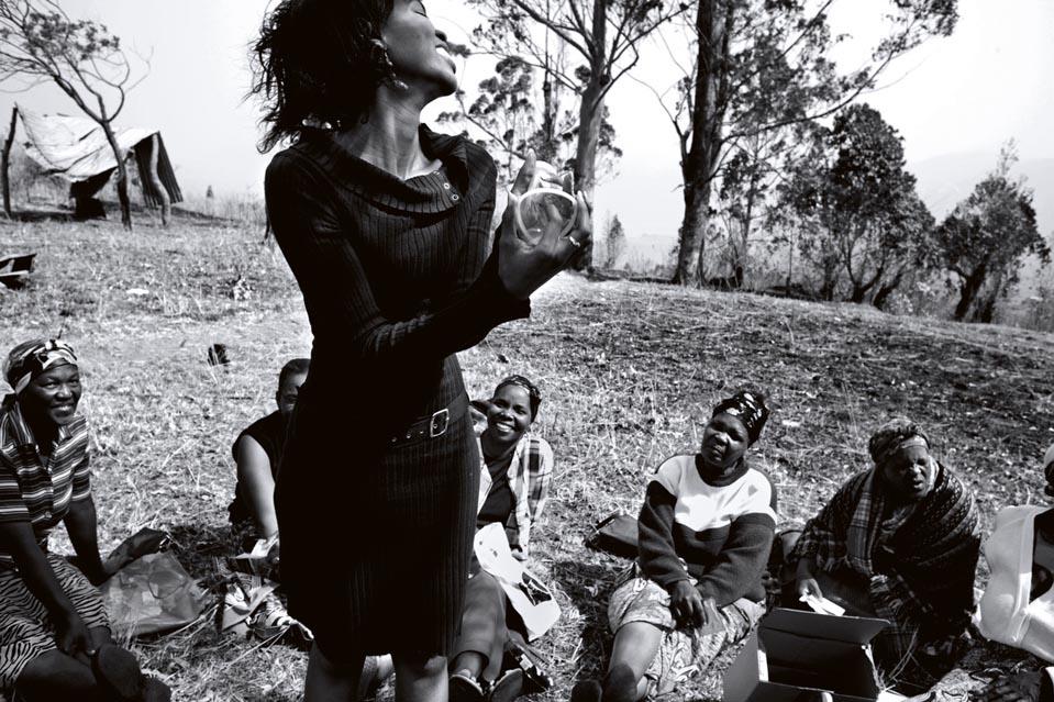 9191 Terlalu Cepat cinta: kehidupan di Swaziland kontemporer
