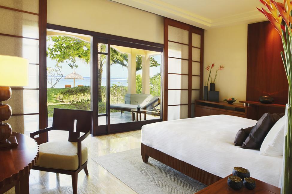 Shanti Maurice – райский уголок на острове Маврикий