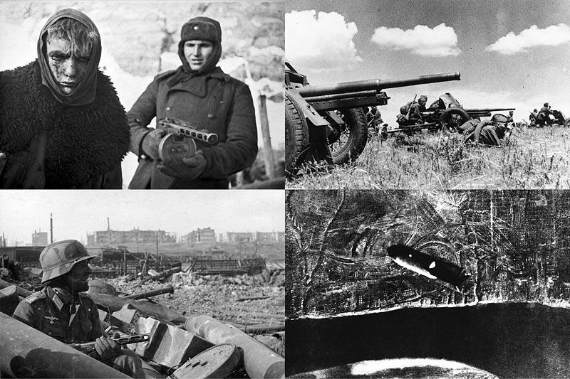 Вторая мировая война: Восточный фронт (Часть 14)