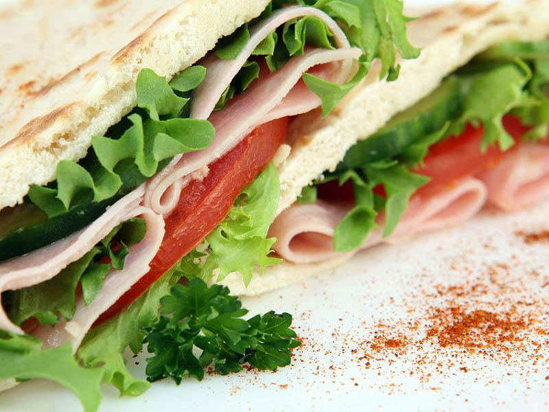 BIGPIC107 Бутерброды в сканере
