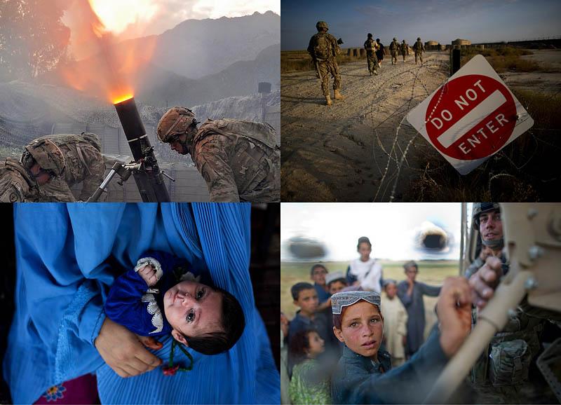 Афганистан: сентябрь 2011